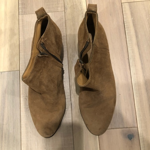 J. Crew Factory Shoes - JCREW Ankle Boots with heel